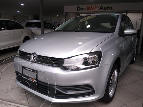 Volkswagen Polo STARTLINE 1.6L 105HP STD usado (2019) color Plata Reflex precio $209,500