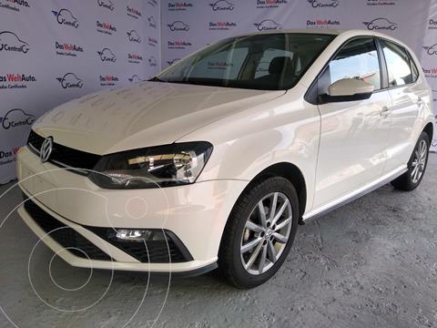Volkswagen Polo COMFORTLINE PLUS L4 1.6L ABS BA AC TM usado (2020) color Blanco precio $259,500