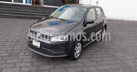 Volkswagen Polo 1.6L Base 5P Ac usado (2019) color Gris precio $159,900