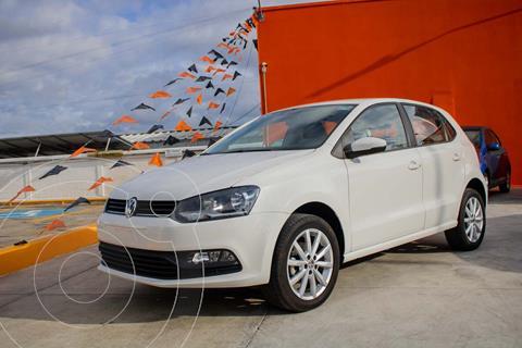Volkswagen Polo DESING SOUND 1.6L L4 105HP TM usado (2020) color Blanco precio $269,990