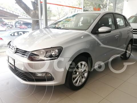 Volkswagen Polo DESING SOUND 1.6L L4 105HP TIPTRONIC usado (2020) color Plata precio $229,500