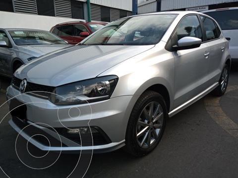 Volkswagen Polo 1.6L Comfortline 5P usado (2020) color Plata Dorado precio $275,500