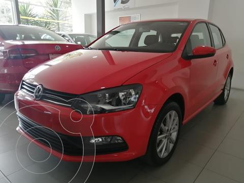 Volkswagen Polo DESING SOUND 1.6L L4 105HP TIPTRONIC usado (2020) color Rojo Flash precio $229,500