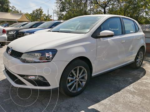 Volkswagen Polo DESING SOUND 1.6L L4 105HP TIPTRONIC usado (2020) color Blanco Candy precio $245,500