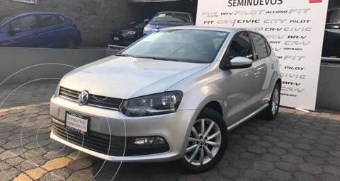 Volkswagen Polo 1.6L Comfortline 5P usado (2020) color Plata Dorado precio $229,900