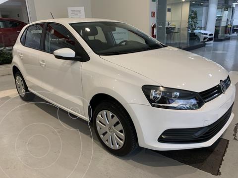 Volkswagen Polo 1.6L Comfortline 5P usado (2019) color Blanco precio $199,000