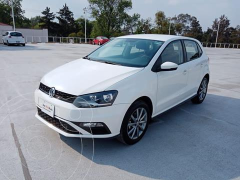 Volkswagen Polo 1.6L Base 4P usado (2020) color Blanco precio $245,000