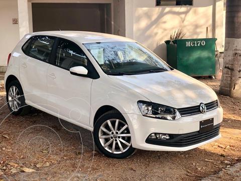 Volkswagen Polo 1.6L Comfortline 5P usado (2020) color Blanco precio $245,000