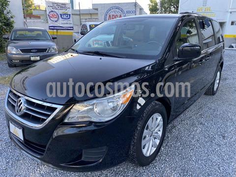 Volkswagen Routan Exclusive Entertainment usado (2012) color Negro precio $159,000