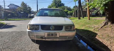 Volkswagen Santana Comfortline GNC usado (2003) color Gris Plata  precio $300.000