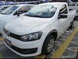 Foto venta Carro usado Volkswagen Saveiro 1.6L CD (2017) color Blanco precio $37.900.000