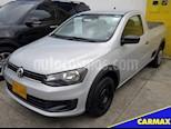 Foto venta Carro usado Volkswagen Saveiro 1.6L CD (2015) color Plata precio $34.900.000