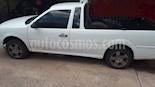 Foto venta Auto usado Volkswagen Saveiro 1.9 SD Ac (2008) color Blanco precio $135.000