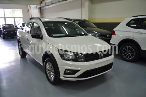 OfertaVolkswagen Saveiro 1.6 Cabina Doble Comfortline nuevo color Blanco Cristal precio $1.600.000