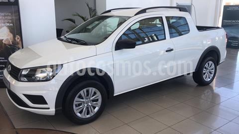 OfertaVolkswagen Saveiro 1.6 Cabina Doble Comfortline nuevo color Blanco Cristal precio $1.629.000