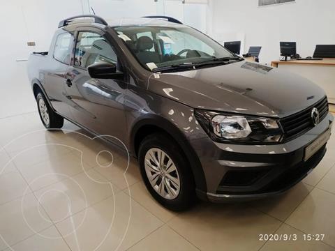 OfertaVolkswagen Saveiro 1.6 Cabina Doble Comfortline nuevo color Gris Plata  precio $1.830.000
