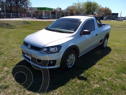 Volkswagen Saveiro 1.6 Cabina Simple usado (2015) color Gris precio $1.550.000