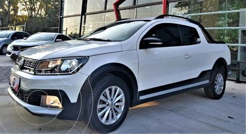 Volkswagen Saveiro 1.6 Cross Gp Cd 110cv Pack High usado (2018) color Blanco precio $2.200.000