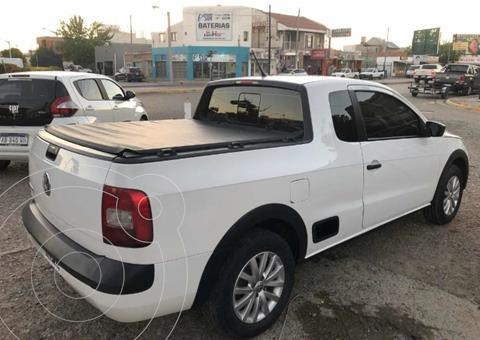 Volkswagen Saveiro 1.6 Cabina Extendida usado (2013) color Blanco precio $850.000