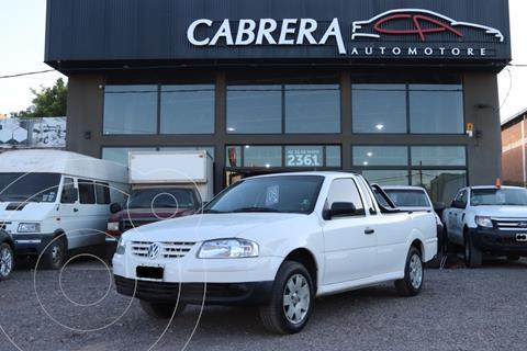 foto Volkswagen Saveiro 1.6l Nafta Cabina Simple Aa+dh usado (2009) color Blanco precio $700.000