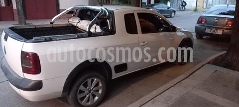 Volkswagen Saveiro 1.6 Cabina Extendida Pack Electrico usado (2013) color Blanco Cristal precio $850.000