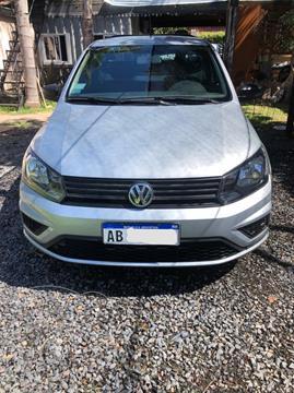 Volkswagen Saveiro 1.6 Cabina Simple usado (2017) color Plata precio $1.000.000