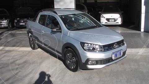 Volkswagen Saveiro 1.6 Cross usado (2021) color Gris precio $3.199.900