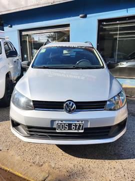 Volkswagen Saveiro 1.6 Cabina Simple Trendline usado (2015) color Gris Plata  precio $1.250.000