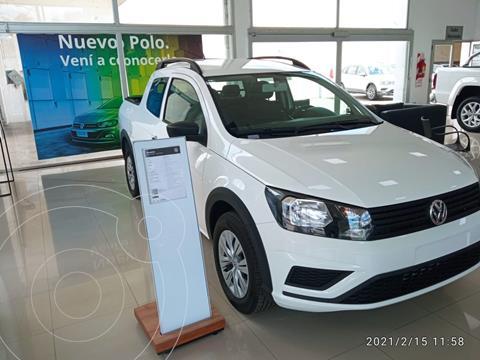 Volkswagen Saveiro 1.6 Cabina Doble Comfortline nuevo color Gris Plata  financiado en cuotas(anticipo $390.000 cuotas desde $18.900)
