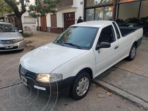 Volkswagen Saveiro 1.6 Cabina Simple usado (2007) color Blanco Cristal precio $590.000