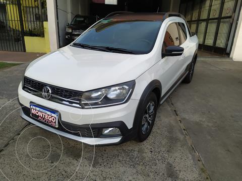 Volkswagen Saveiro 1.6 Cross usado (2017) color Blanco precio $1.490.000
