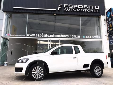 Volkswagen Saveiro 1.6 Cabina Extendida Safety usado (2015) color Blanco precio $1.170.000