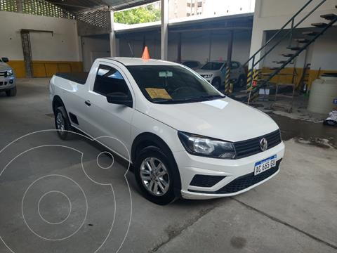Volkswagen Saveiro 1.6 Cabina Simple usado (2018) color Blanco precio $1.300.000
