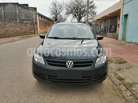 Volkswagen Saveiro 1.6 Cabina Extendida usado (2011) color Negro precio $650.000