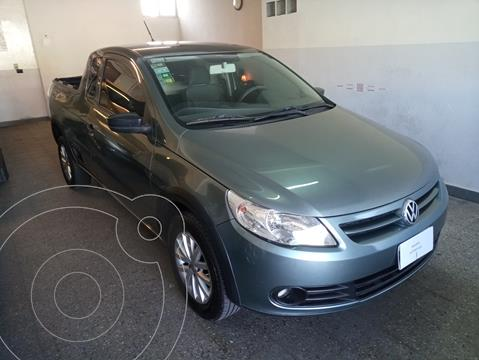 Volkswagen Saveiro 1.6 Cabina Extendida Safety + Pack High usado (2011) color Gris Urano precio $890.000