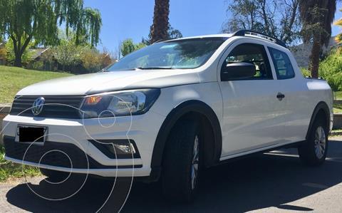 Volkswagen Saveiro 1.6L Comfort Cabina Doble usado (2017) color Blanco precio $11.200.000
