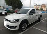 Volkswagen Saveiro 1.6L CS usado (2015) color Blanco precio $20.000.000