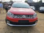 Foto venta Auto usado Volkswagen Saveiro Doble Cabina Cross (2017) color Rojo Flash precio $299,000
