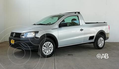 Volkswagen Saveiro Robust CS usado (2020) color Gris precio $250,000