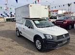 Volkswagen Saveiro Starline usado (2018) color Blanco precio $195,000