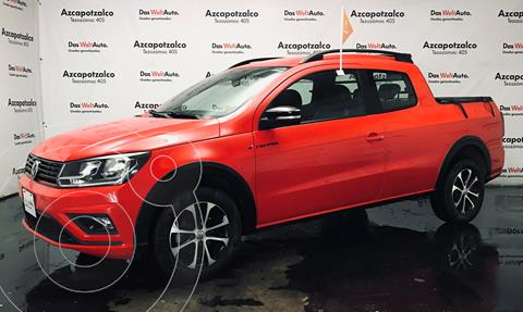 Volkswagen Saveiro Pepper (Doble Cabina) usado (2020) color Rojo Flash precio $379,990
