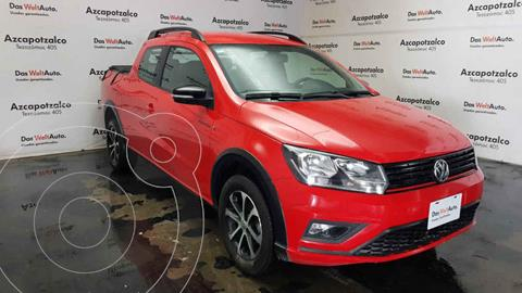 Volkswagen Saveiro Pepper (Doble Cabina) usado (2020) color Rojo precio $379,990