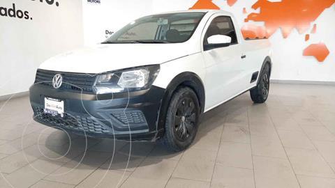 Volkswagen Saveiro Starline usado (2017) color Blanco precio $199,900