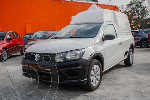 Volkswagen Saveiro STARTLINE CAMPER usado (2018) color Blanco precio $224,990