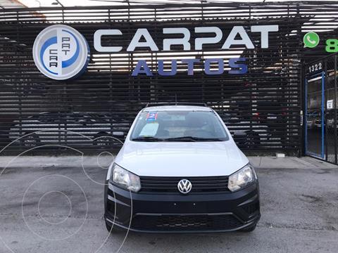 Volkswagen Saveiro Highline usado (2019) color Blanco precio $199,000