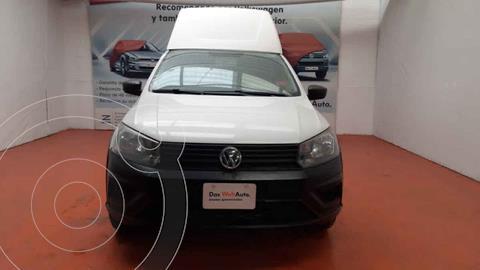 Volkswagen Saveiro Starline usado (2017) color Blanco precio $239,000