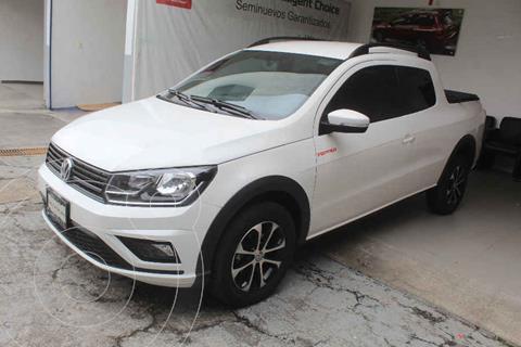 foto Volkswagen Saveiro Pepper (Doble Cabina) usado (2020) color Blanco precio $312,000