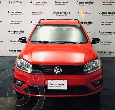 Volkswagen Saveiro Pepper (Doble Cabina) usado (2019) color Rojo Flash precio $230,000