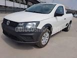 Foto venta Auto usado Volkswagen Saveiro Starline AC (2017) color Blanco Candy precio $186,000