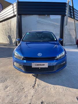 Volkswagen Scirocco 1.4 usado (2012) color Azul precio u$s15.500